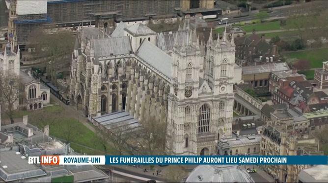 Décès du prince Philp: les hommages se multiplient outre-Manche et dans le monde