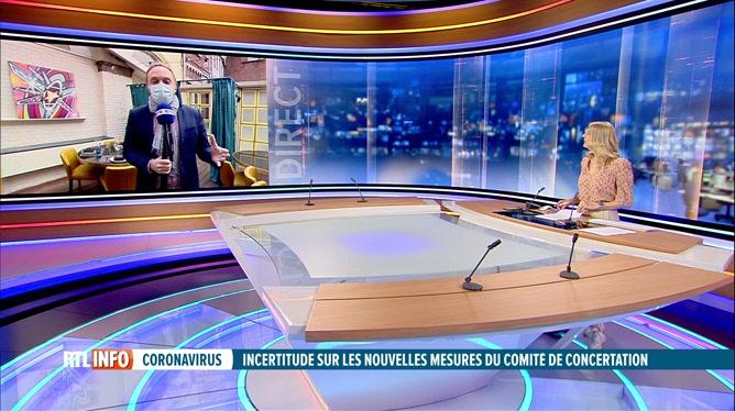 Codeco: des terrasses liégeoises ouvertes le 1/05, quoi qu'il en soit