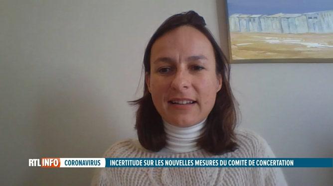 Codeco: réaction d'Anne-Sophie Sneyers pour les voyagistes