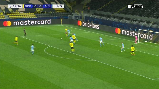 Dortmund-Manchester City: le résumé (1-2)