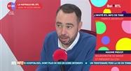 Maxime Prevot - L'invité RTL Info de 7h50