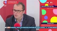 Maxime daye - L'invité RTL Info de 7h50