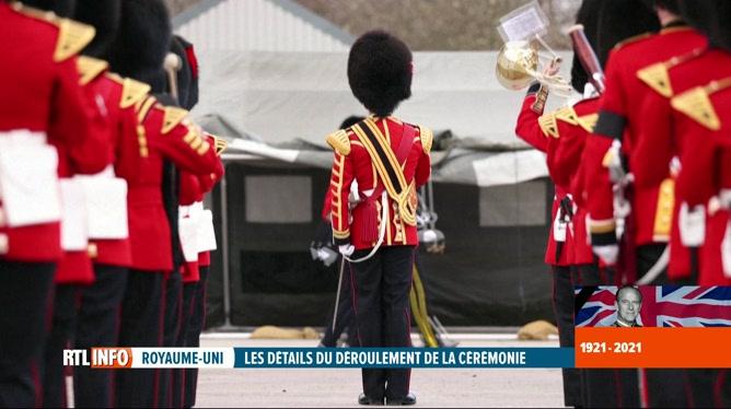 Décès du prince Philip: le programme des funérailles