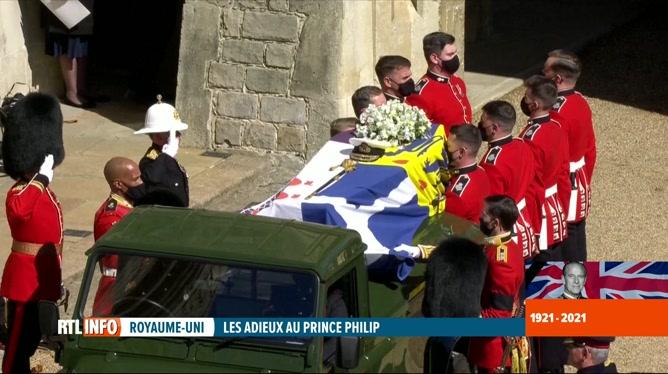 Funérailles du prince Philip: le prince avait lui-même préparé ses obsèques