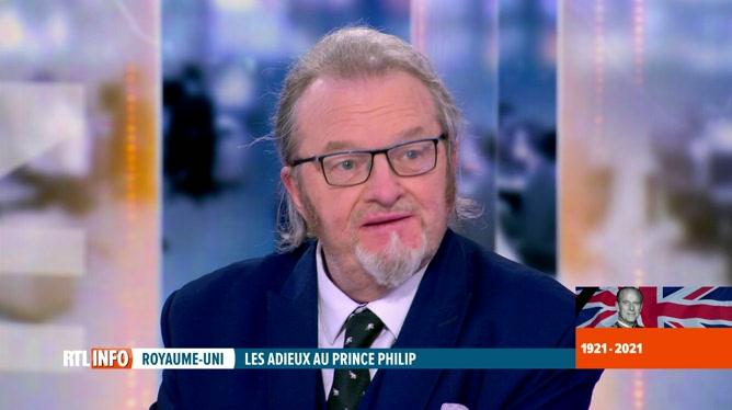 Funérailles du prince Philip: analyse de la cérémonie par Christian Cannuyer