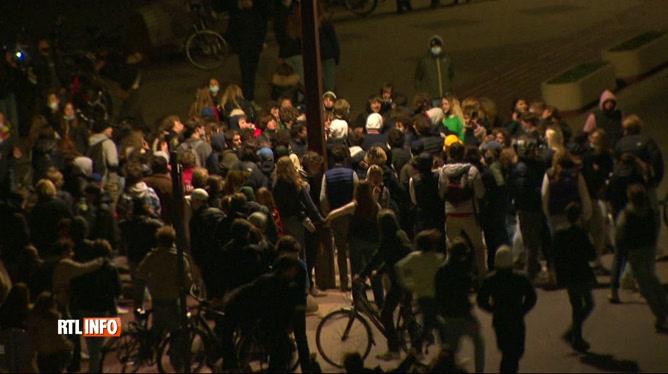 Coronavirus: les rassemblements de jeunes se multiplient à Knokke
