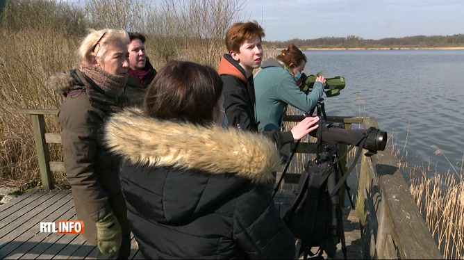 L'Aquascope de Virelles a attiré les touristes durant les vacances
