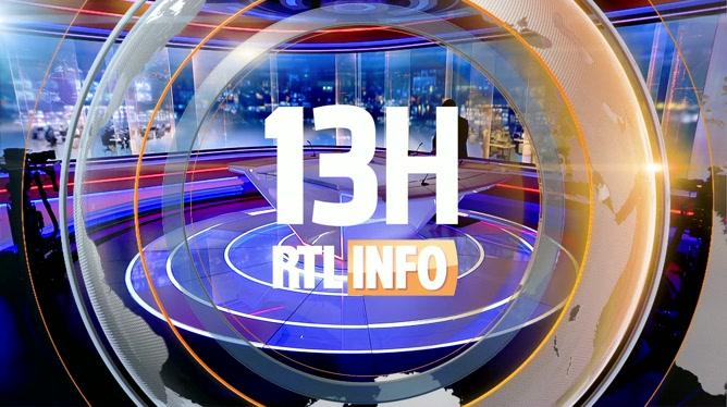 Les titres du RTLInfo 13H