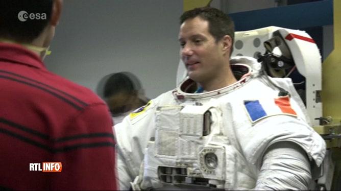 4 astronautes décolleront vendredi pour l'ISS