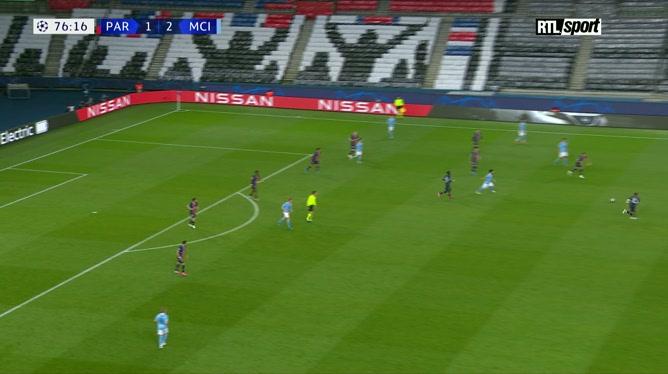 PSG - Manchester City: la carte rouge de Gueye