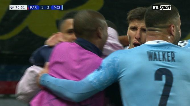 PSG 1 - 2 Manchester City