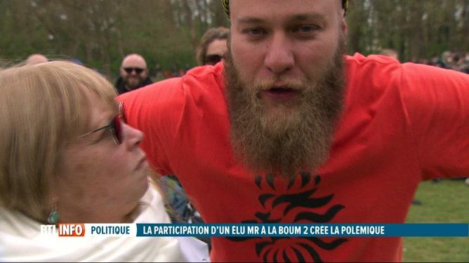Un élu de Châtelet a participé à la Boum 2 et risque l'exclusion du MR