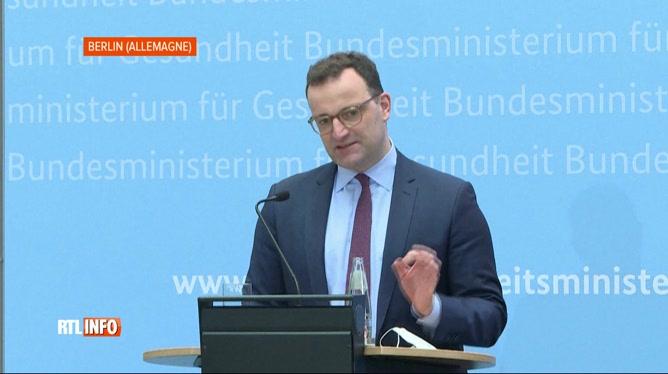 Coronavirus: l'Allemagne lève des restrictions pour les personnes vaccinées