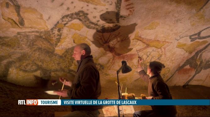 On pourra bientôt visiter virtuellement la grotte de Lascaux