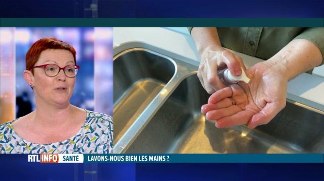 L'invitée du jour: Bénédicte Vos, infirmière hygiéniste au CHU Ambroise Paré