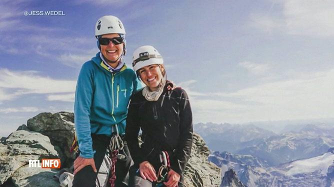 Après avoir vaincu le cancer, Jess veut relever un énorme défi avec sa maman: atteindre le mont Everest