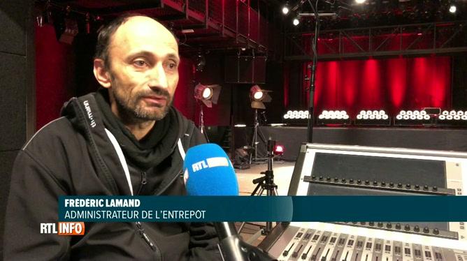 La salle de concerts L'Entrepôt à Arlon se réinvente et propose d'enregistrer des clips: