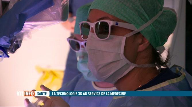 Santé: les lunettes 3D de réalité virtuelle révolutionnent la chirurgie