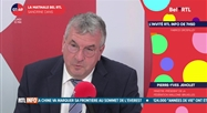 Pierre-Yves Jeholet - L'invité RTL Info de 7h50