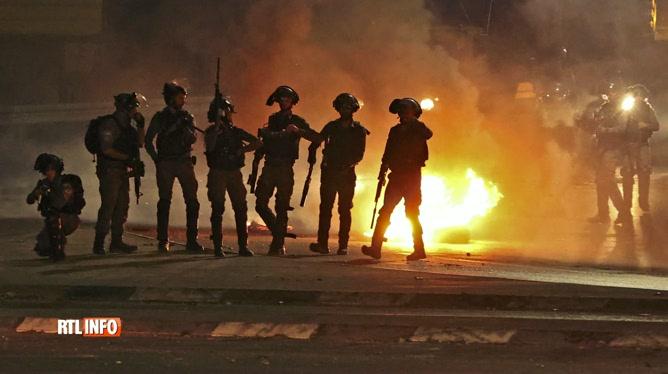 La tension ne cesse de croître entre Israël et les Palestiniens