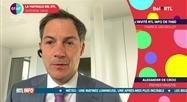 Alexander De Croo - L'invité RTL Info de 7h50
