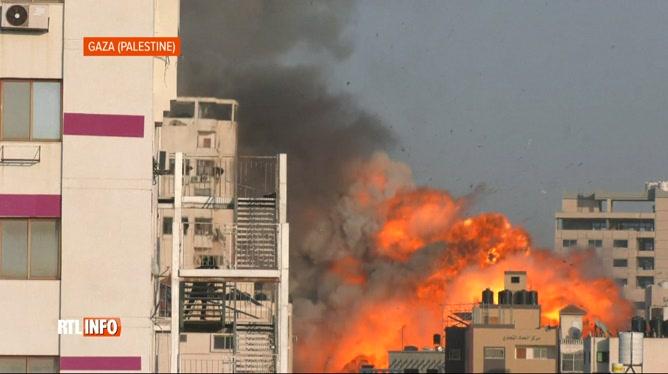 Conflit israélo-palestinien: plus de 80 morts dans des affrontements