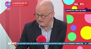 Jean-Luc Crucke - L'invité Bel RTL de 7h50
