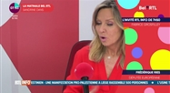 Frederique Ries - L'invitée RTL Info de 7h50