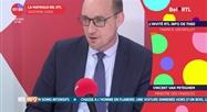 Vincent Van Peteghem - L'invité RTL Info de 7h50