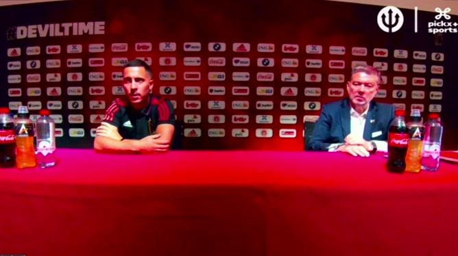 Eden Hazard encourage Kevin De Bruyne