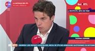 Thomas Dermine - L'invité RTL Info de 7h50