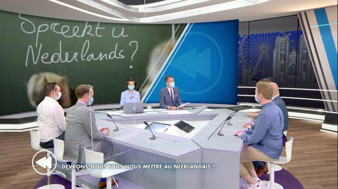 Devrons-nous tous nous mettre au néerlandais ?
