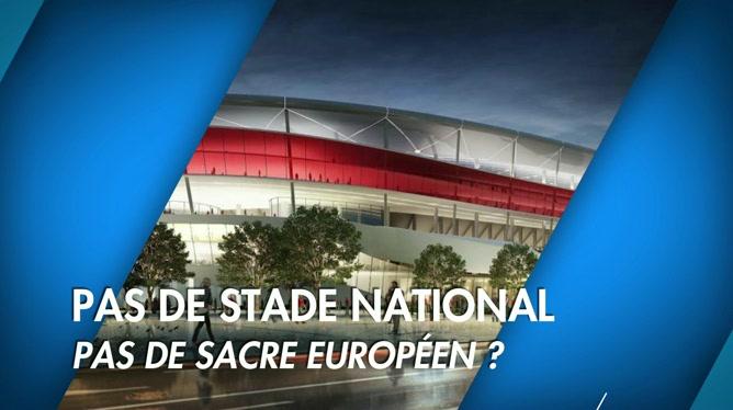 C'est pas tous les jours dimanche: Diables: pas de Stade National, pas de sacre européen