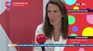 Sophie Wilmès - L'invitée RTL Info de 7h50