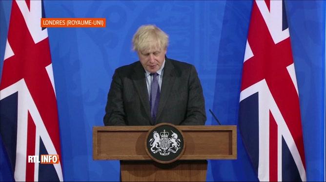 Coronavirus: l'Angleterre repousse de 4 semaines la levée des dernières restrictions