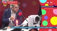 Karine Moykens - L'invité RTL Info de 7h50