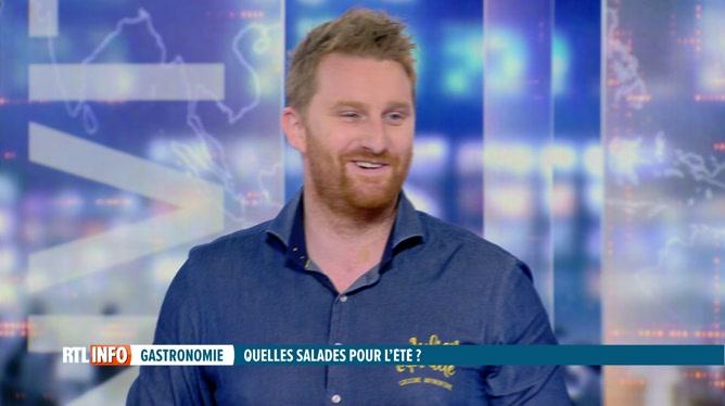 L'invité du jour: Julien Lapraille, Top Chef