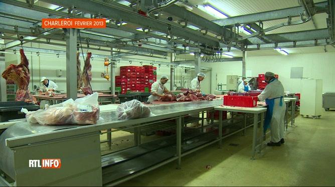 L'abattoir de Charleroi cessera ses activités le 30 juin prochain