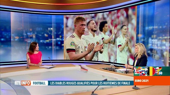 Euro 2020: Roberto Martinez a annoncé du changement contre la Finlande