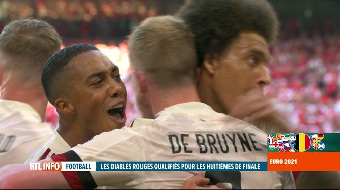 Euro 2020: Danemark-Belgique: les Diables Rouges se sont imposés 1-2