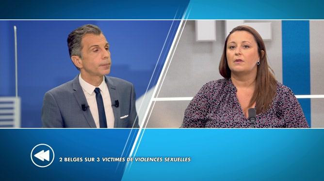 C'est pas tous les jours dimanche: 2 Belges sur 3 victimes de violences sexuelles