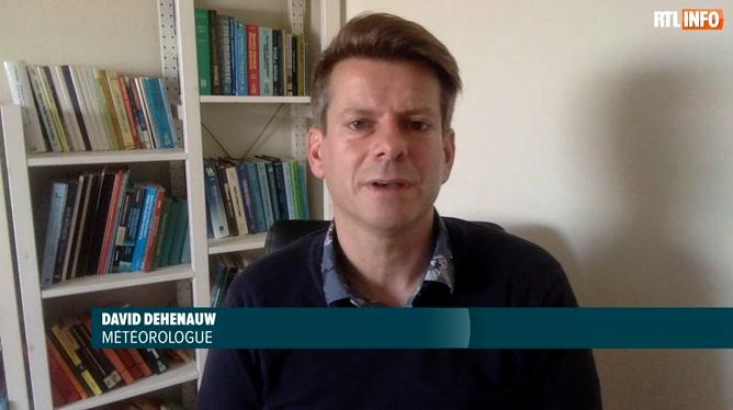 Un phénomène de tornade semble se confirmer à Beauraing: l'explication de David Dehenauw