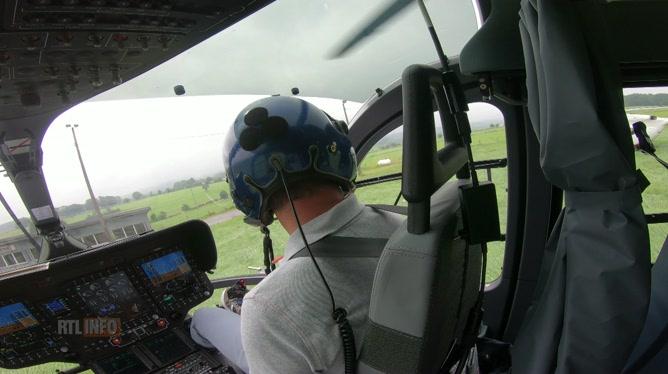 Lierneux s'offre un nouvel hélicoptère médicalisé