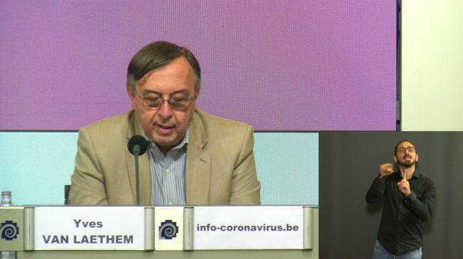 Coronavirus en Belgique: faut-il s'inquiéter d'une percée du variant delta en Belgique? La réponse d'Yves Van Laethem