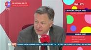 Arnaud Feist - L'invité RTL Info de 7h50
