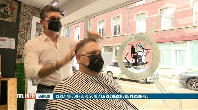 Les salons de coiffure manquent de personnel