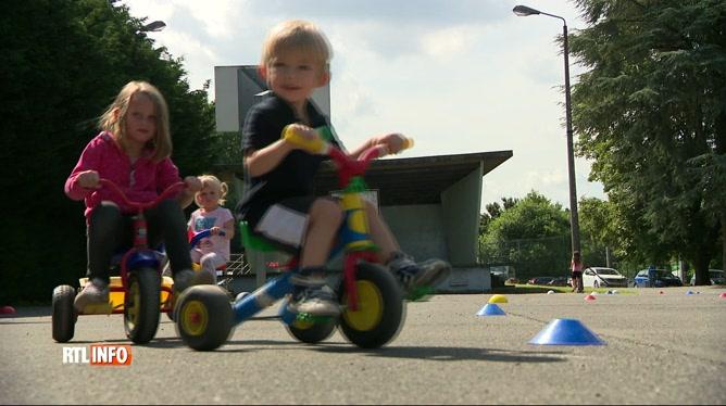 Charleroi organise ses plaines de vacances durant tout l'été