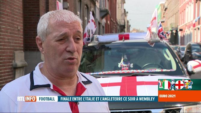Euro 2020, la finale : l'Italie et l'Angleterre s'affrontent ce soir
