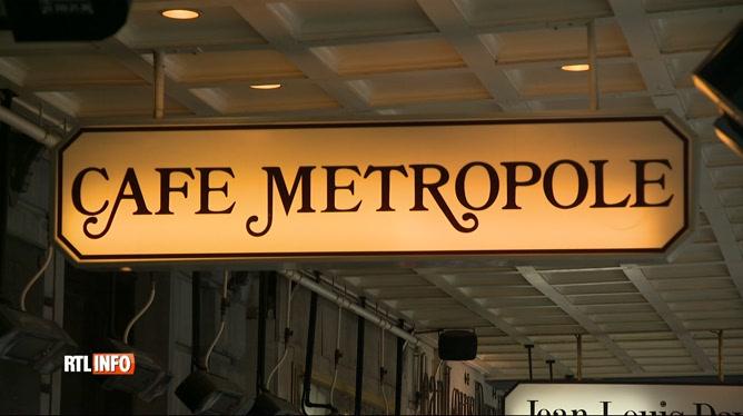 Le café de l'hôtel Métropole reprend du service