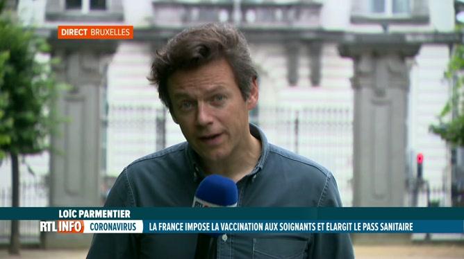 Coronavirus: les ministres belges de la santé se réuniront demain